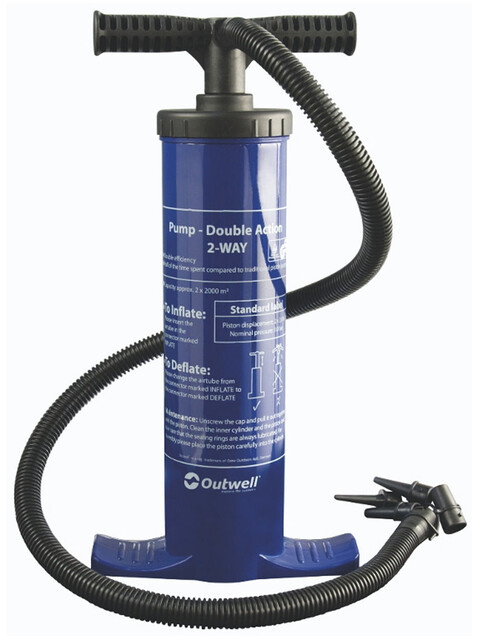 Outwell Double Action Pump